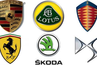 【車エンブレム一覧】ヨーロッパ車のマーク(ロゴ)を完全網羅!