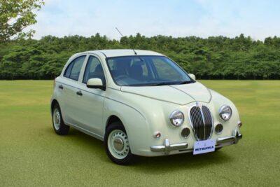 光岡自動車ビュート|新車・中古車価格と燃費や人気のジュエルを紹介