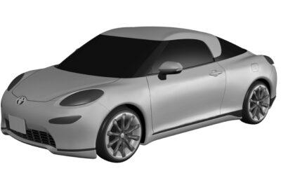 新型MR2か?トヨタが意匠登録したミッドシップスポーツカーの正体とは