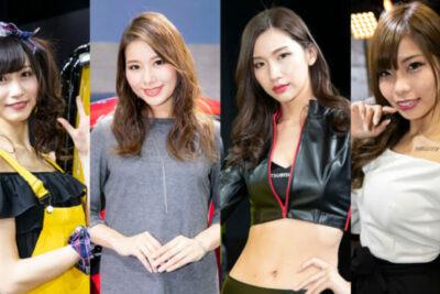 【大阪オートメッセ2019】コンパニオン35人以上の美女画像!