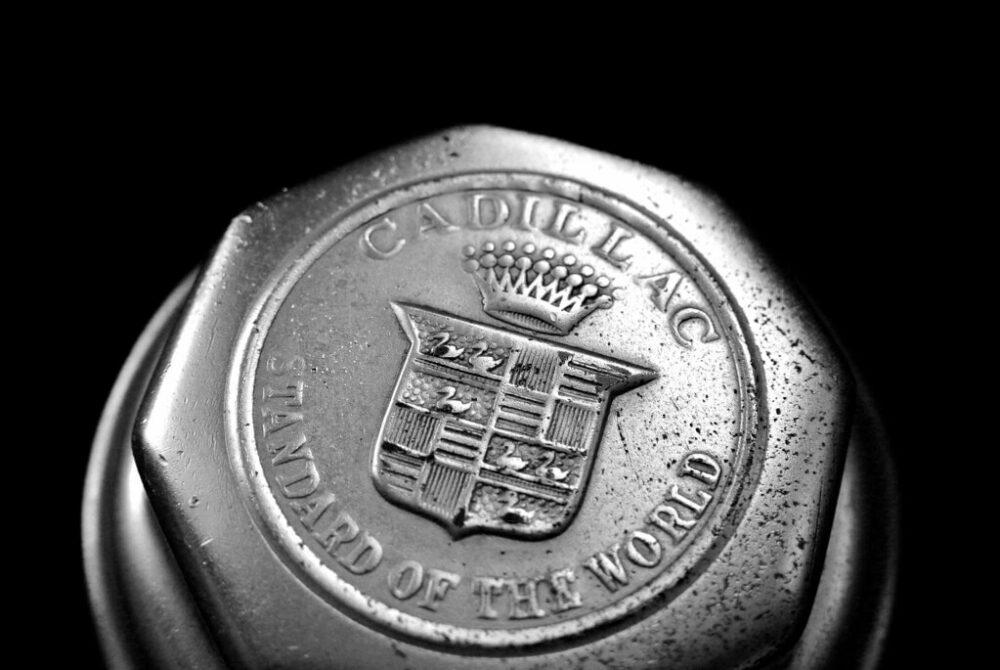 キャデラック ロゴ 1920年