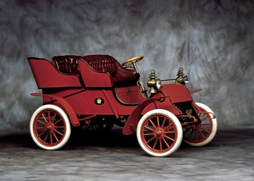 キャデラック モデル A フロント サイド