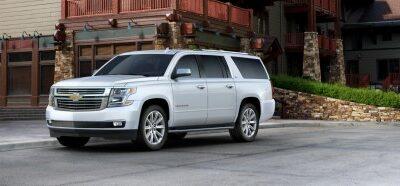 シボレー・サバーバンまとめ|新車・中古車価格と燃費や維持費など