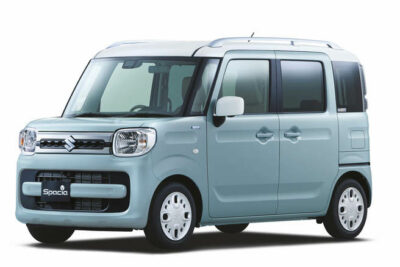 スズキ新型スペーシア/スペーシアカスタム発売開始!価格は133万〜で燃費やハイブリッド・納期についても