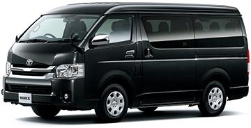 【10人乗りワゴン車徹底比較】ハイエースvsキャラバン!頂上対決