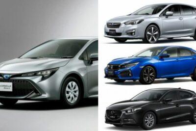 【トヨタ新型カローラスポーツ】ライバル7車種徹底比較