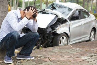 人身事故での違反点数や罰金について|刑事・民事・行政処分&免停や免許取り消しの対象は?