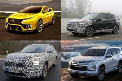 【三菱】新型車デビュー・モデルチェンジ予想一覧|2020年5月最新情報