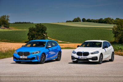 新型BMW 118d 発売開始|1シリーズに待望のクリーンディーゼルを追加