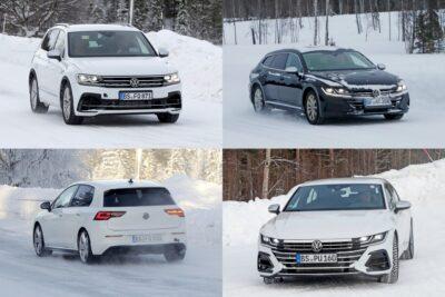 【フォルクスワーゲン】新型車スクープ・モデルチェンジ予想|2020年6月最新情報