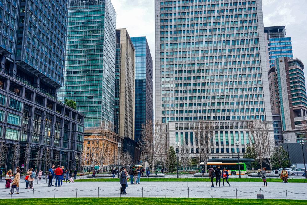 東京駅 広場