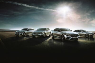 メルセデス・ベンツ Eクラスに特別仕様車「ローレウスエディション」発売|E300一部グレードに改良も
