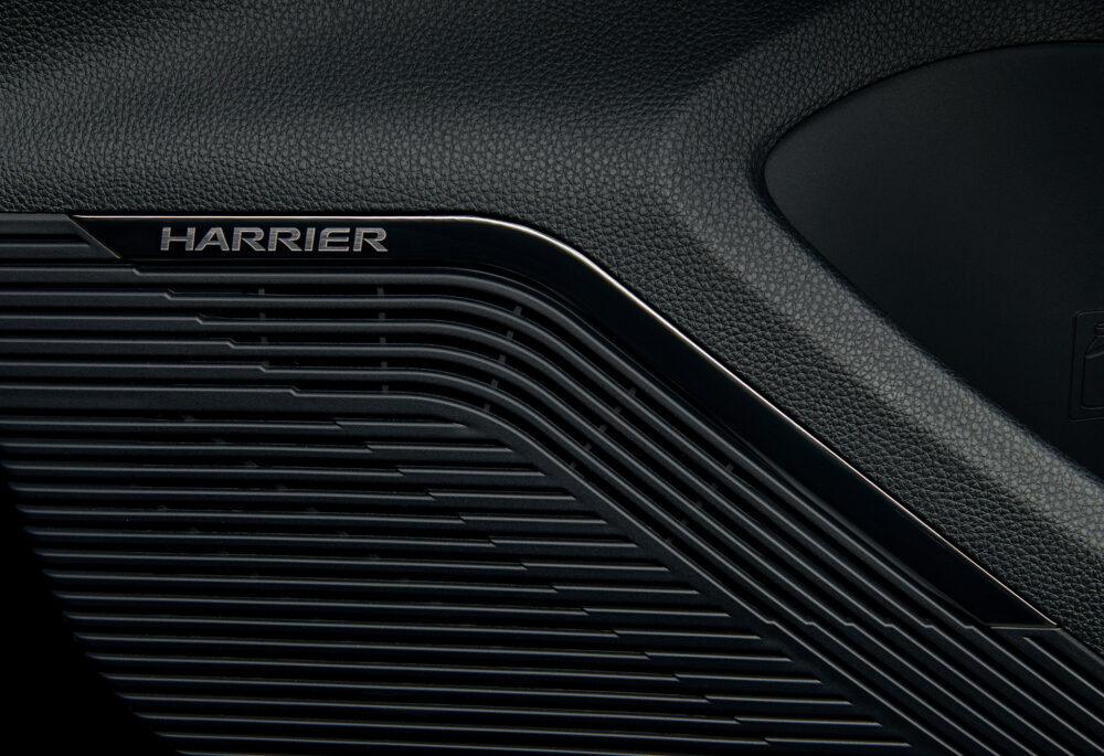 トヨタ新型ハリアー・プロトタイプ スピーカー