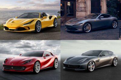 【フェラーリ】新型デビュー予想&現行新車一覧|2020年5月最新情報