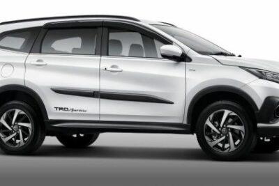 トヨタ新型SUVラッシュ復活情報!日本発売日は2018年内?燃費や価格まで予想
