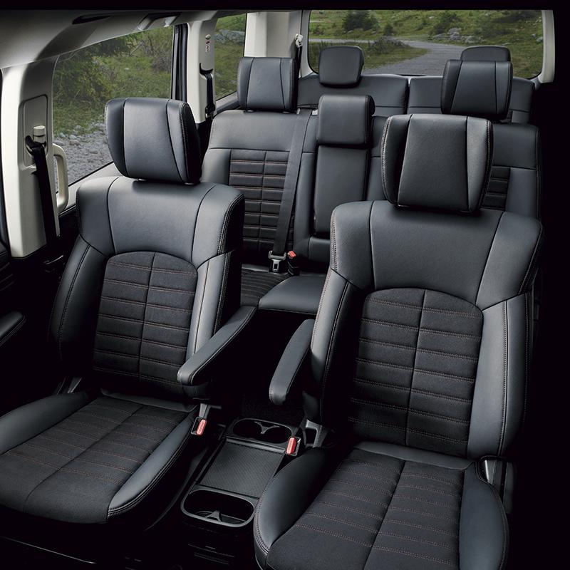 三菱  デリカD:5  特別仕様車 ジャスパー 内装