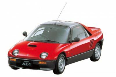 【マツダオートザムAZ-1は短命な名車】カスタムや人気エアロパーツも紹介