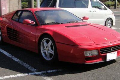 【フェラーリ 512TR】V12の維持費は高い?中古車価格と試乗評価やテスタロッサとの違い