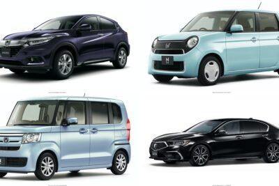 【ホンダ】新型車スクープ・モデルチェンジ予想|2020年9月最新情報