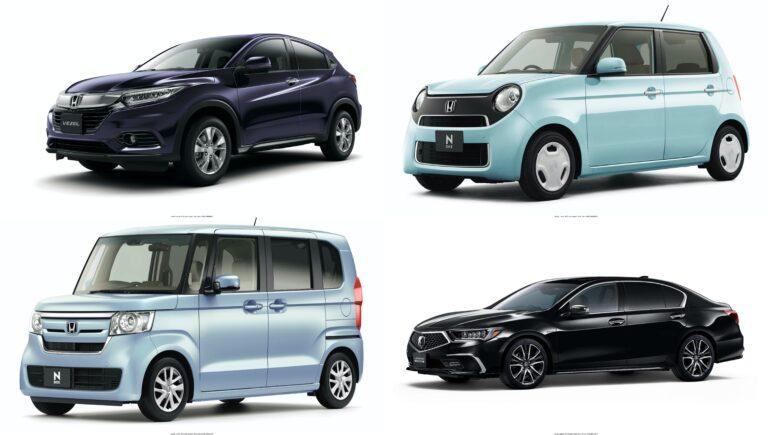 【ホンダ】新型車スクープ・モデルチェンジ予想|2020年10月最新情報