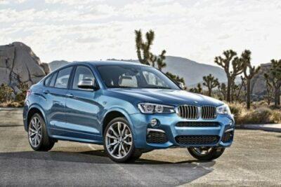 【BMW X4】ボディサイズと価格&試乗レビューやM40iとディーゼルについても