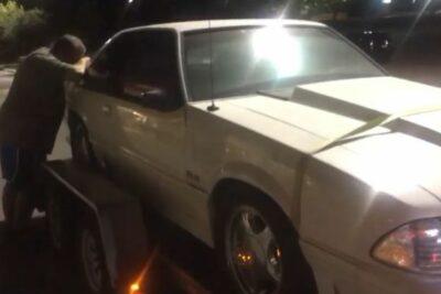 父が12年前に手放した愛車を妻と子どもが買い戻す!感動のサプライズが泣ける