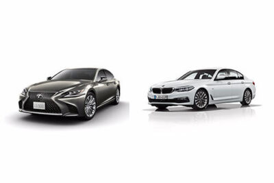【レクサスLS vs BMW5シリーズセダン】ライバル車徹底比較!