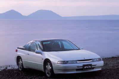 【スバルアルシオーネSVXは故障が多いけど名車】復活の噂から実燃費や内装の評価など