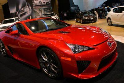 国内で一番高価な車は?レクサスに存在した超高級車LFAの性能とは?