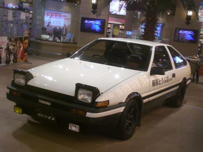 トヨタ カローラ スプリンタートレノ AE86型