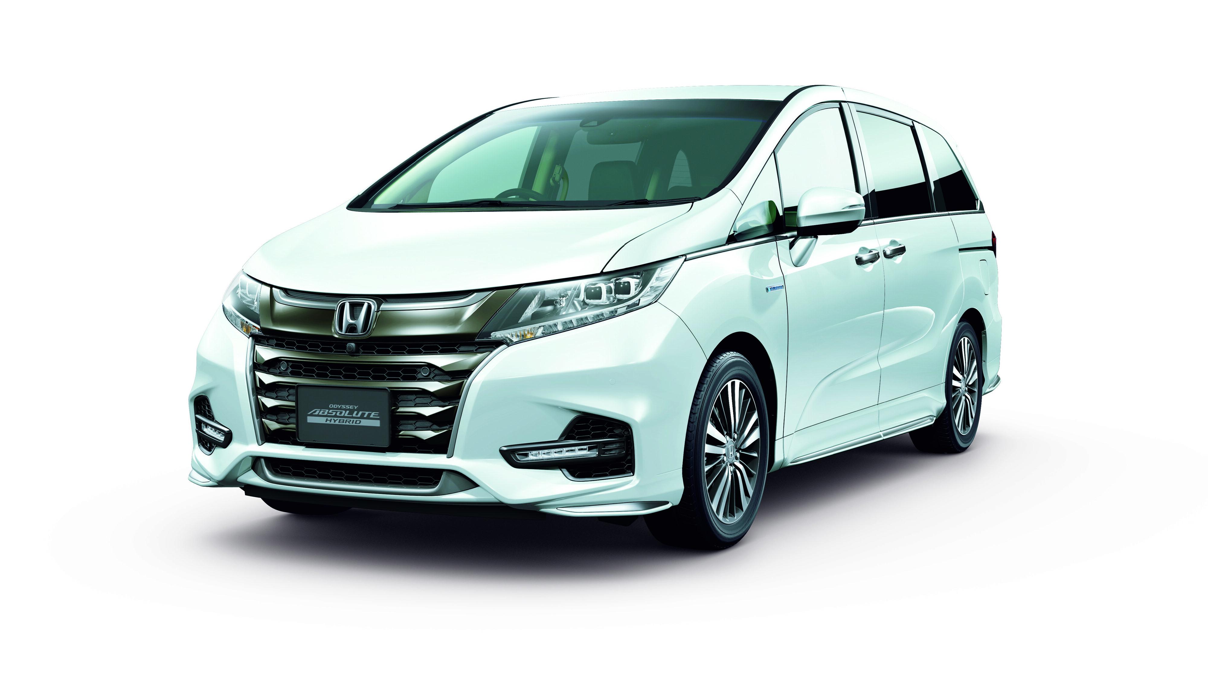 ホンダ オデッセイ HYBRID ABSOLUTE・EX Honda SENSING