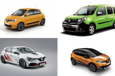【ルノー】新型デビュー予想&新車全8車種一覧|2020年5月最新情報