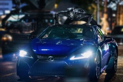 ブラックパンサー 実写版2018年3月1日公開決定!劇中車レクサスLC500も発表