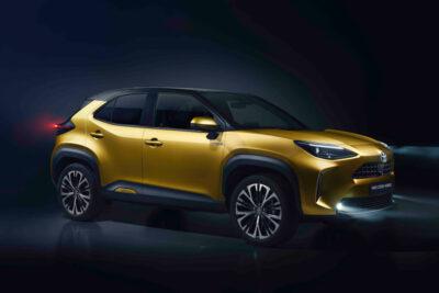 トヨタ「ヤリスクロス」公式発表!国内発売は2020年秋
