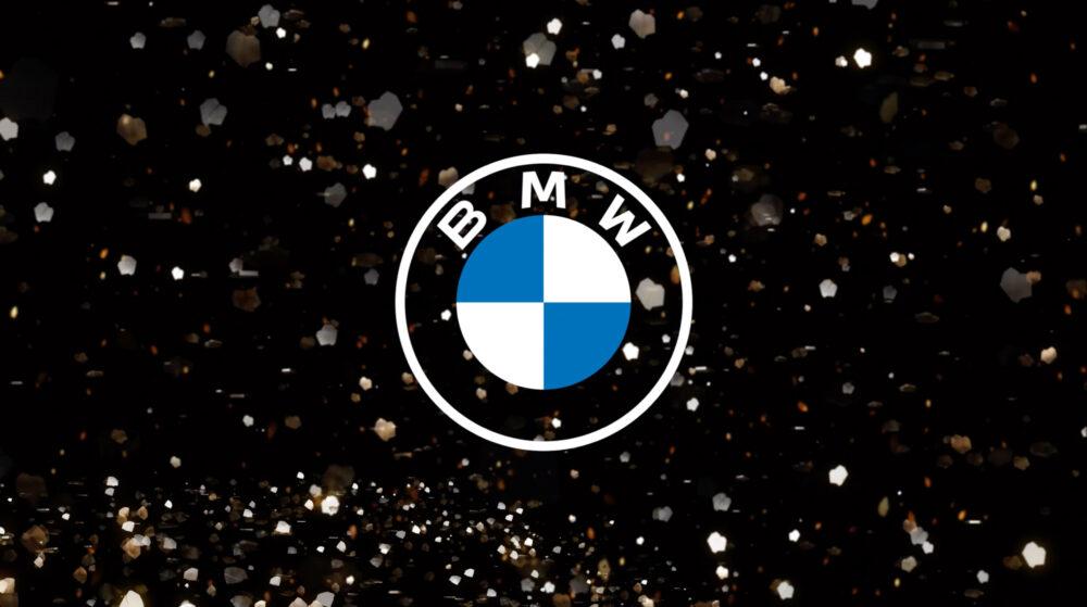 BMW 新ロゴデザイン
