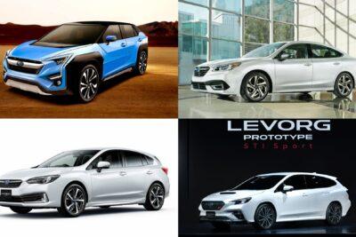 【スバル】新型車デビュー・モデルチェンジ予想&新車一覧|2020年4月最新情報