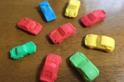【画像で振り返る】スーパーカー消しゴムの人気モデル7選!復刻はあるのか?