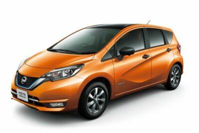 日産 新型ノートe-POWERの燃費は37.2km/L|2017年上半期の販売台数コンパクト1位