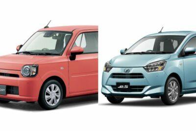 【ダイハツ新型 ミラトコット vs ミライース 徹底比較】実燃費と新車価格の差で乗り出し後1年間の費用に大きな開きが!