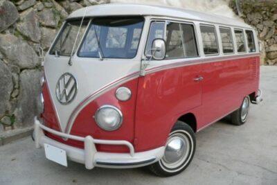 ワーゲンバスの魅力と中古車価格相場!フォルクスワーゲン・タイプ2とは?
