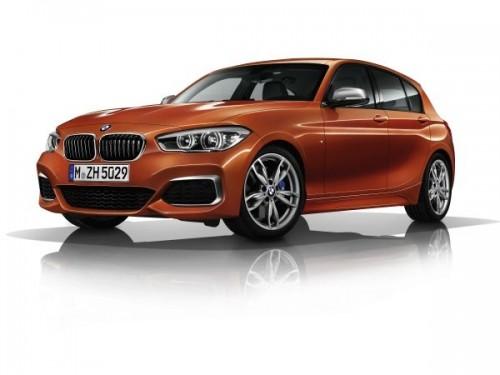 BMW 1シリーズ フロント サイド