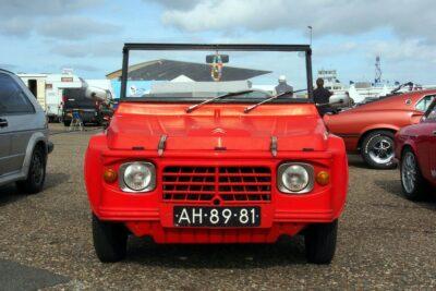 世界初プラスチックボディカーのシトロエン・メアリ| 中古車購入方法や価格を紹介!