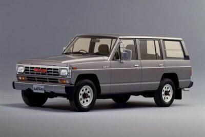 日産サファリの歴史と現在の中古車価格は?【日本の名車】