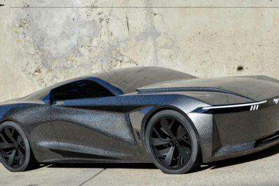 フォード・マスタング次期新型をスクープ!フルモデルチェンジ予想CGも