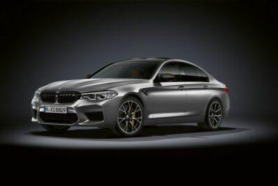 BMW新型M5コンペティション公式発表!スタンダードM5とスペック比較・違いは?日本発売日と価格予想も