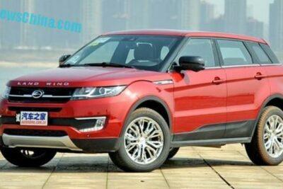 パクリ根性が逆にすごい…中国車メーカーのデザイン盗用車8選!