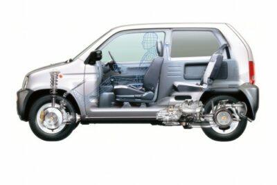 ミッドシップ(MR)とは?駆動方式の意味と外車・国産の代表車種