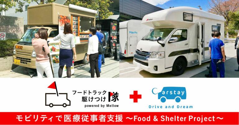 トヨタグループ「ココロハコブプロジェクト」モビリティとフェイスシールドで医療支援