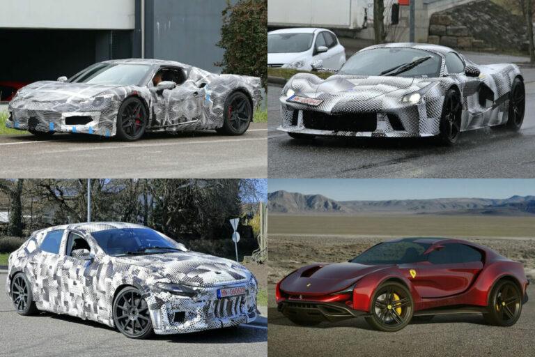 【フェラーリ】新型デビュー予想&現行新車一覧|2021年7月最新情報