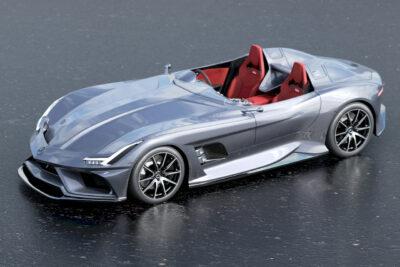 メルセデス・ベンツ SLRマクラーレンが新型復活!?予想CGを入手